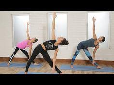 Power Yoga Flow For Tight Abs and a Toned Butt: A good yoga flow, when. Power Yoga Flow For Tight Abs and a Toned Butt: A good yoga flow, when the poses are conn Yoga Flow, Yoga Bewegungen, Yoga Moves, Vinyasa Yoga, Yoga Exercises, Ashtanga Yoga, Pilates Yoga, Iyengar Yoga, Pilates Reformer