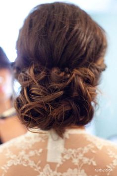 wedding hair #weddinghair #updo