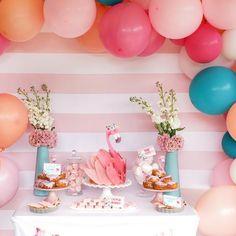da6388f191b Flamingo Birthday Party Decorations