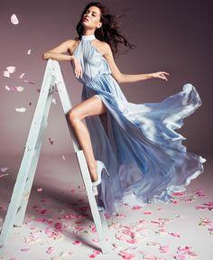 Edyta Zajac for Fashion Magazine by Maciej Bernas