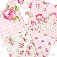Francesca Rosey Fat Quarter Bundle by Tanya Whelan for Free Spirit Fabrics