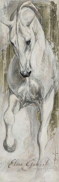 Horse Drawings, Animal Drawings, Art Drawings, Horse Sketch, Horse Illustration, Horse Artwork, Art For Art Sake, Equine Art, Horse Pictures