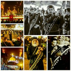 [ 9 Muharram 1438 ] Procession Towards Al-Jawadain Holy Shrine.