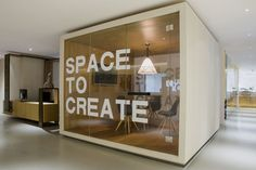 From Nature: Creative Interior Design Of Rosemoo Office In Beijing - Picture gallery