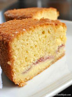 Not So Humble Pie: Gâteau Basque Cake
