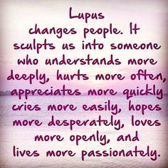 #lupus #lupusawareness #lupusquotes #lupustruth #chronicillness #chronicpain #spoonie #fibromyalgiaawareness…