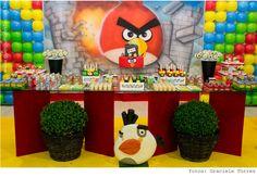Festa Angry Birds Enzo