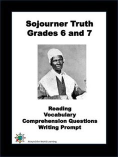 Reading Passage: Sojourner Truth