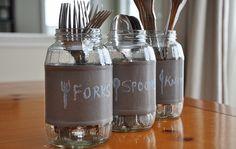 Seven Repurposing Ideas for Mason Jars