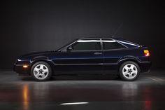 1995 VW Corrado - VR6   Classic Driver Market