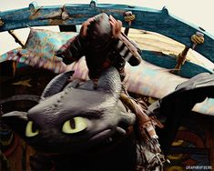 he is so sexy in this gif #hiccup #toothless #httyd2
