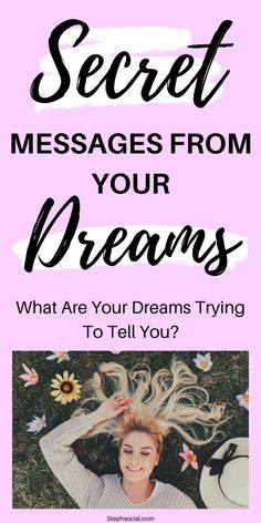 Dream Symbols, Dream Interpretation, Meaning Of Your Dreams, Dream Meaning, Lucid Dreaming, Dreaming Of You, Self Development, Personal Development, Psychic Development, Dream Interpretation Symbols, Dream Psychology, Psychology Facts, What Your Dreams Mean