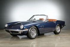 1966 Maserati Mistral 4000 GT Spider