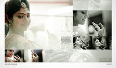 Wedding Album Cover, Wedding Album Layout, Wedding Collage, Indian Wedding Album Design, Indian Wedding Photos, Wedding Photo Books, Wedding Photo Albums, Pink Photography, Album Cover Design