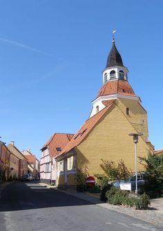 Klokketårnet i Faaborg er byens vartegn og åbent for besøgende det meste af året.