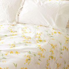 Mimosa-Print Bedding | ZARA HOME United States of America