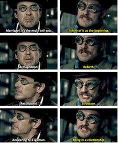 Sherly & Watson  #SherlockHolmes
