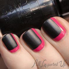 Gwen Stefani for OPI Inspired Nail Art