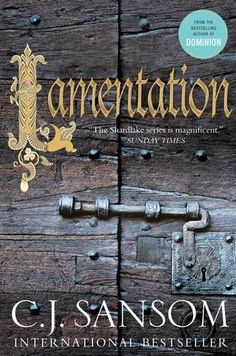 Lamentation by CJ Sansom, read by Steven Crossley. Hurrah, another Shardlake! Loved this one, much better than the last. Nicely set up at the end for more in the series, too. Cj Sansom, Rey Enrique Viii, Books To Read, My Books, Old Prince, Mystery Thriller, Ask For Help, Love Reading, Reading Room