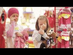 Build-A-Bear and Make-A-Wish team up in #ShareYourHeart this Valentine's Day.