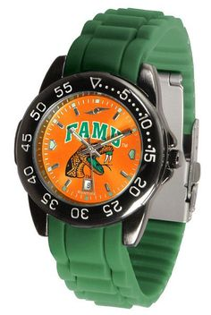 Florida A&M Rattlers Fantom Sport AC Anochrome Watch