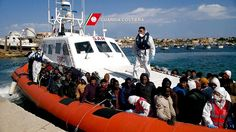 The Italian coastguard and navy rescue some migrants trying to cross into the EU via the Mediterranean Sea over a period. Today In Pictures, Cool Pictures, Knights Templar, Mediterranean Sea, Public Health, Monster Trucks, Europe, World, Images