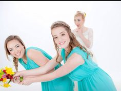 Real brides fun