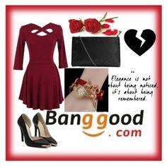 """#9 Banggood"" by ahmetovic-mirzeta ❤ liked on Polyvore"