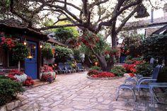 The Writers' Retreat      Carmel-by-the-Sea, California