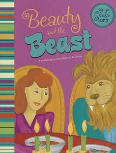 Beauty And The Beast, My 1St Classic Story (Quality) By Christianne C Jones, 9781479518517., Literatura dziecięca <JASK>