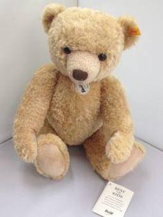 steiff Bear Hannes Teddy Bear Beige 022678 A Bear To Cuddle Steiff Hannes  Teddy Bear Is 0ef6795ecdb7e