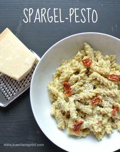 PESTO: RETTUNG FÜR VERKOCHTEN SPARGEL  #Spargel #Pesto #Rezept #Pasta