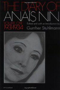 The Diary of Anais Nin 1931-1934: 001: Nin, Anais