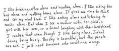 Alone. Alone.