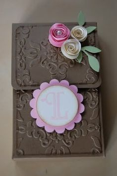 Stampin'spiration: Textured Embossing Folders