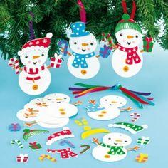 Vánoční ozdoby - Sněhuláci