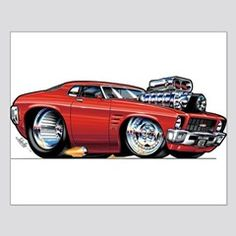 Shop HQ Holden Monaro Small Poster designed by Rohan Day Car Art. Cartoon Car Drawing, Cars Cartoon, Hq Holden, Holden Kingswood, Holden Monaro, Cool Car Drawings, Car Prints, 4x4, Truck Art