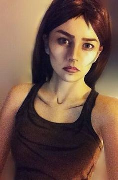 Twdg Lily cosplay