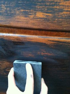 551 east : wet sanding tutorial: how to get the ultimate chippy finish