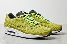"Nike Air Max 1 ""Yellow Leopard"""