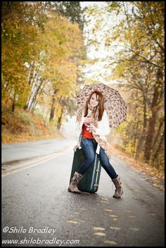 Idaho Senior Portrait Photographer - Senior Portraits -Mariah by Shilo Bradley Photography by Shilo Bradley, via Flickr