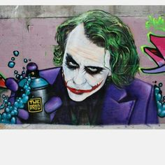 Who doesn't love some dope street art & graffiti? Everyone's going crazy about movies & TV. You gotta check out the art in this post. Check out Street Art Utopia for more awesome works. 3d Street Art, Street Art Graffiti, Graffiti Art Or Vandalism, Graffiti Kunst, Street Art Utopia, Urban Street Art, Best Street Art, Amazing Street Art, Street Artists