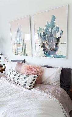 best pastel bedroom design idea
