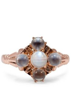 10K Rose Gold The Trula Ring