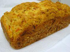 Pãozinho de cenoura