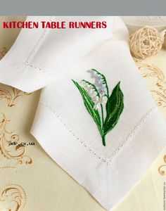 kitchen table runners