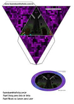 Cajita pirámide Dragón