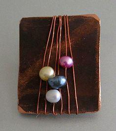 53 bästa bilderna på Kopparsmycken Copper jewelry  a09f54320764c