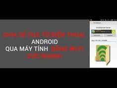 Chia sẻ tập tin từ điện thoại qua máy tính bằng Wi-fiTech76.vn - chia se tap tin tu dien thoai qua may tinh bang wifi