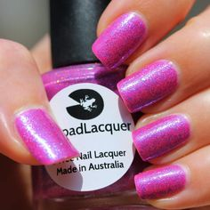Lilypad Lacquer Siren of the Sea (WIB April 2014) swatched, 22euro ----> SALE new price 15€ !!!